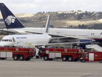 Hace dos semanas se activó la alerta por ébola por un ciudadano que llegó en un vuelo de Air France.