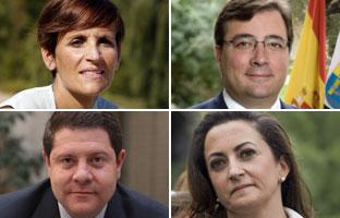 Así son las trece candidaturas en <br>las que se la juega Pedro Sánchez