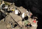 Los humanos llegaron <br>a las alturas de los Andes hace unos 12.000 años