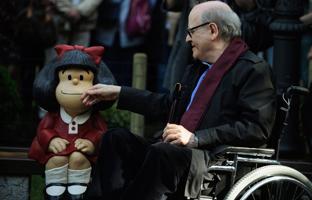 """""""Mafalda está con nosotros"""""""