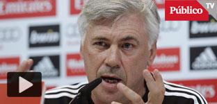 """Ancelotti piensa en """"una sorpresa"""" para el clásico"""
