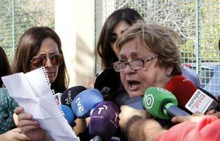 La portavoz de Teresa Romero deja de serlo a petición del marido