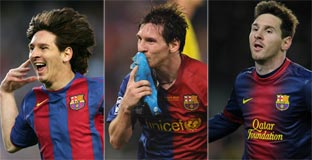 Messi, el hijo del gol
