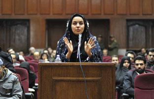 Irán ahorca a una mujer condenada por matar al hombre que intentó violarla