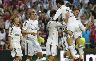 Un gran Real Madrid atormenta al Barça