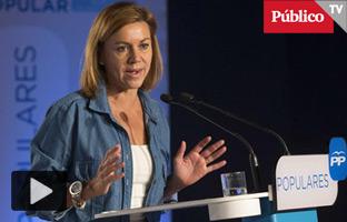 """""""El PP trabajasin descanso contra la corrupción"""""""