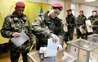 Ucrania ,a las urnas en plena guerra civil y sin Crimea