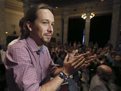 El líder de Podemos, Pablo Iglesias / EFE