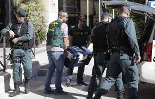 Las detenciones de la Operación Púnica, en imágenes