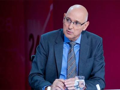 José Antonio Álvarez Gundín. RTVE