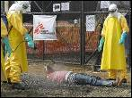 Médicos sin Fronteras alerta de que los casos de ébola podrían llegar a 20.000 en noviembre