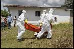 El número de muertos por ébola supera los 5.000