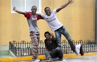 14.000 personas intentaron saltar la valla de Melilla en 2014 según el Gobierno