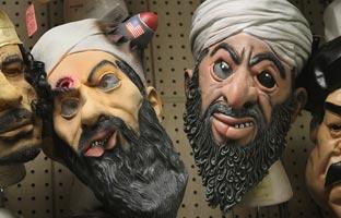 El 'show' Bin<br> Laden continúa