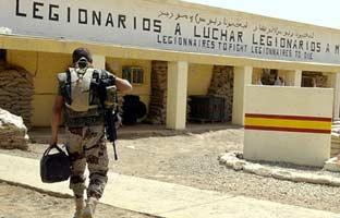 La justicia militar deja<br>sin castigo las torturas <br>de soldados españoles <br>a dos detenidos en Irak