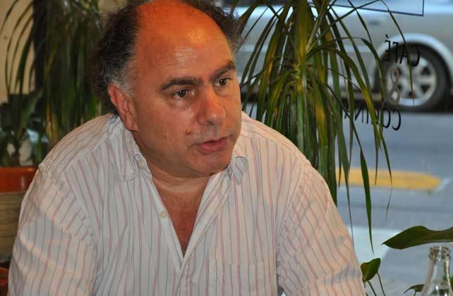 Mario Cafiero, quien interpuso la demanda contra el FMI