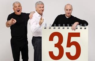 Tricicle cumple 35 años como una rara avis en el panorama teatral español