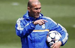 El TAD concede a Zidane<br> la suspensión cautelar