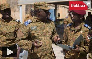 El Ejército toma el poder<br> en Burkina Faso tras la<br> dimisión del presidente