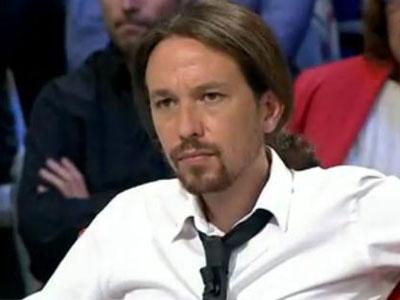 Iglesias, durante la entrevista en La Sexta Noche.