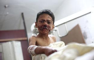 Siria: una generación perdida en la guerra