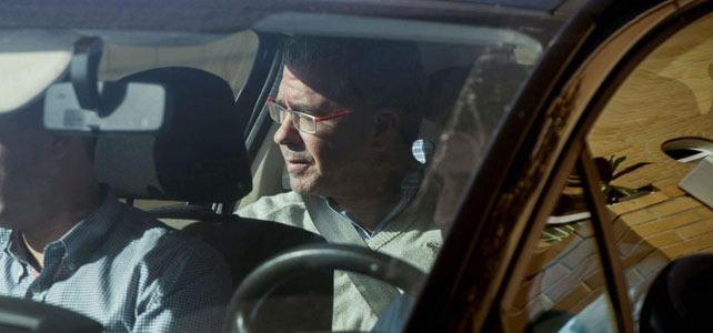 El exconsejero de Presidencia de la Comunidad de Madrid Francisco Granados es detenido en el desarrollo de la 'Operación Púnica'