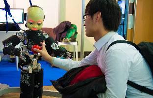 Los robots humanoides más avanzados, de visita en Madrid