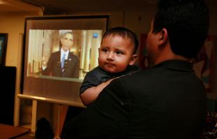 Obama frena la deportación de cinco millones de inmigrantes sin papeles