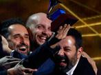 Enrique Iglesias, Drexler y Calle 13 triunfan en los Grammy Latinos