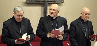 La Iglesiatarda 5 días en pedir perdón a las víctimas