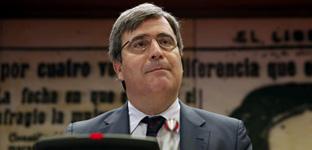 El Gobierno se cansa de <br>la Federación de Fútbol <br>y amenaza con dejarla <br>sin subvenciones
