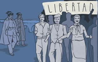 Los jornaleros en la lucha clandestina por la libertad