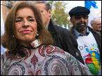 Botella deja en evidencia a Rajoy al encabezar la marcha contra el aborto en Madrid