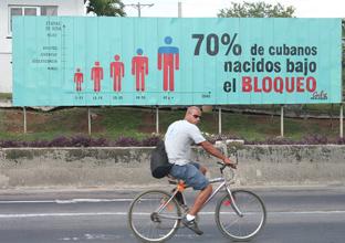 ¿Va a cambiar Obama <br>la política de Estados <br>Unidos contra Cuba?