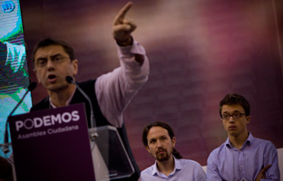 """""""Podemos pasa al contraataque ante la ofensiva concertada desde los medios"""""""
