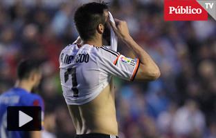 Al Valencia se le <br>acorta la mecha