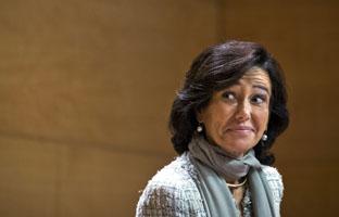 Ana Botín remodela la cúpula del Santander
