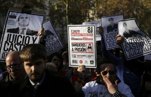 La PAH pide al Supremo que obligue a la Audiencia Nacional a investigar las hipotecas basura