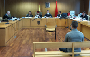 La defensa de Alfon confía en la absolución porque las pruebas son inconsistentes