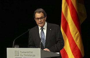 Artur Mas exige una lista del 'sí' para convocar elecciones