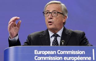 El plan de Juncker para relanzar la economía<br> sólo contempla un 6%<br> de fondos públicos