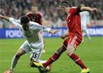 Bayern y Real Madrid<br> copan las candidaturas<br> al mejor 'once' del año