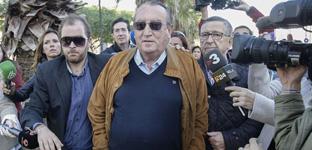 """Carlos Fabra, ante suingreso en prisión: """"Prefiero estar en casa"""""""