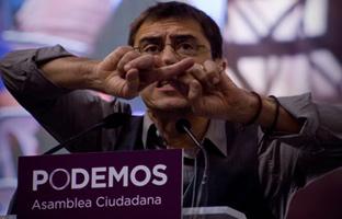 """Monedero devuelve la acusación de """"populistas"""" a los partidos tradicionales"""