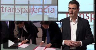 Pedro Sánchez exige al presidente que asuma su responsabilidad porGürtel