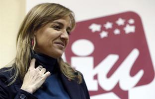 """IU Madrid respalda a Tania Sánchez ante el """"ataque frontal"""" de PP y PSOE"""