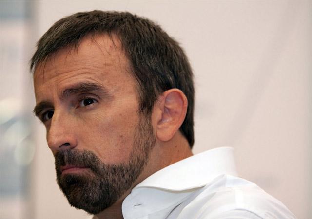 El entrenador del Unicaja, Joan Plaza.