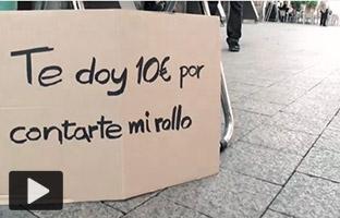 Ningún murciano quiere 10 euros y otros vídeos