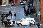 Detenidos tres de los cuatro asaltantes de un edificio en Gante