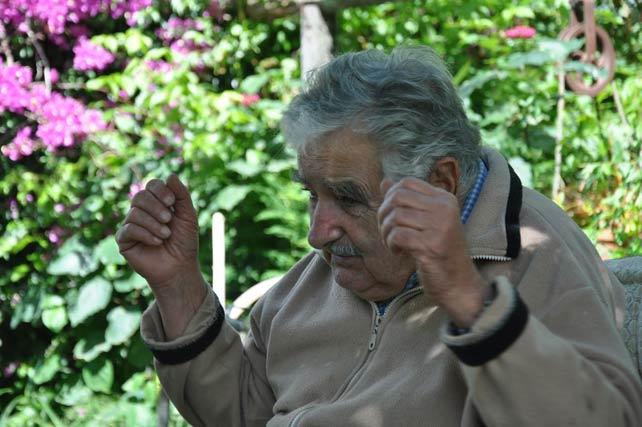 José Mujica, presidente de Uruguay (Matías Ball, Ana Delicado Palacios)